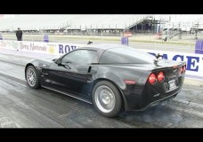 Live Drag Racing (4) – ZR1, CTS-V, Camaro, Corvette