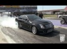 Fastest and Quickest CTS-V – 9.44@149mph