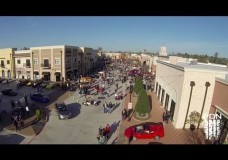 Coffee and Cars – Aerial View – February 2013